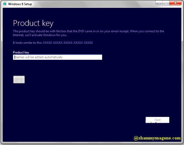 windows 7 tanpa product key